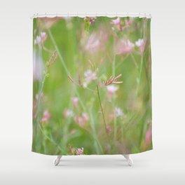 Idk Felt Cute Shower Curtain