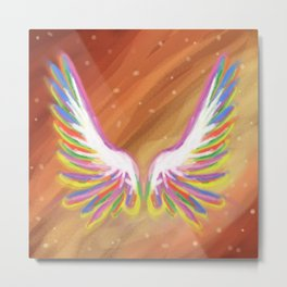 Avian Magic Metal Print