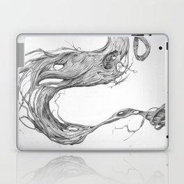 root loop series 01 Laptop & iPad Skin