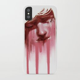 One of Those Days iPhone Case
