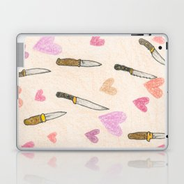 cute knifes Laptop & iPad Skin