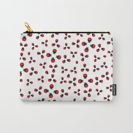 Pattern #4: Ladybug Carry-All Pouch