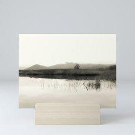 the three methods Mini Art Print