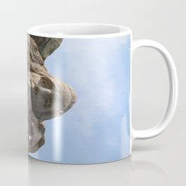 George Washington And Thomas Jefferson  - Mount Rushmore Coffee Mug