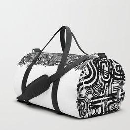Disorganized Speech #1 Duffle Bag