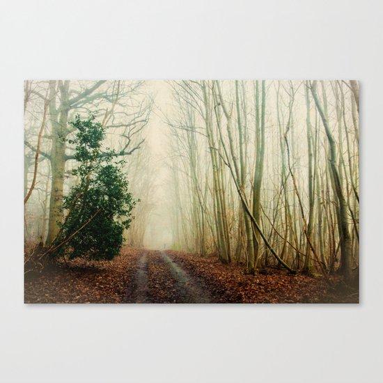 GHOST PATH Canvas Print