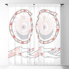 Secret Moon Blackout Curtain