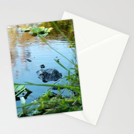 Mama & Baby Gator Stationery Cards