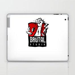Brutal Studio Logo Laptop & iPad Skin