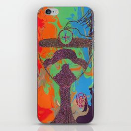 The Ace of Cups iPhone Skin