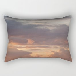 Sky 01/20/2014 18:14 Rectangular Pillow