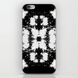 Rorschach 7 iPhone Skin