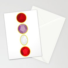 We Are The Crystal Gems Stationery Cards