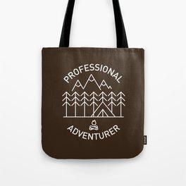 Professional Adventurer Tote Bag