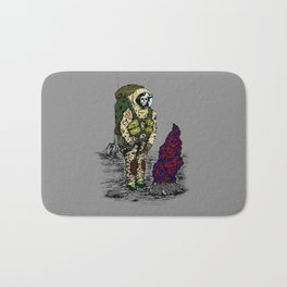 Spaceman Bath Mat