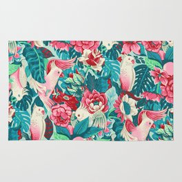 Florida Tapestry - daytime version Rug