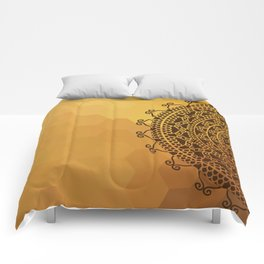 Ethnic Mandala Comforters