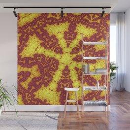 Fractal Texture 7 Wall Mural