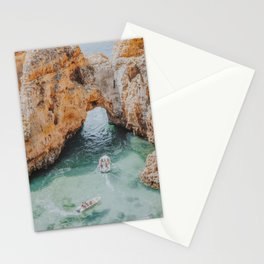 boat life iii / lagos, portugal Stationery Cards
