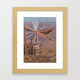 Come and Gone Framed Art Print