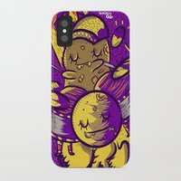 drum iPhone & iPod Cases featuring Drum by andreaga