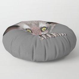 Aye-Aye Lemur Floor Pillow