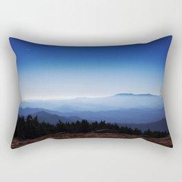 Life Above the Trees Rectangular Pillow