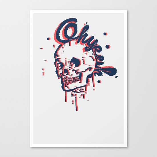 OH YEAH Canvas Print