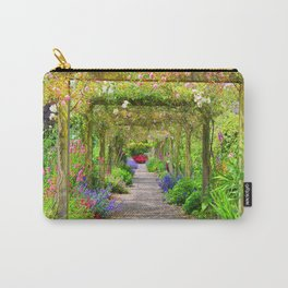 Flowers a Plenty Carry-All Pouch