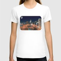 baltimore T-shirts featuring Baltimore by Andrew Mangum