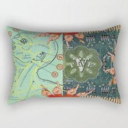 Fourteen & Five Rectangular Pillow