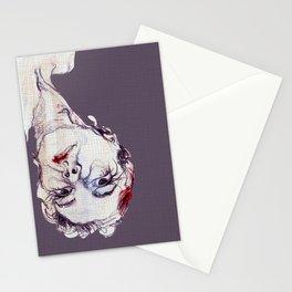 Gasa girl Stationery Cards