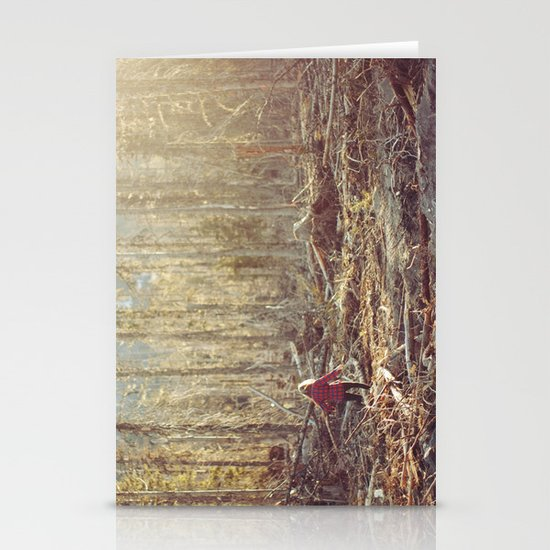 Forest Run Stationery Cards