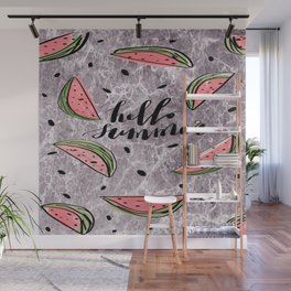 Hello Summer! Wall Mural