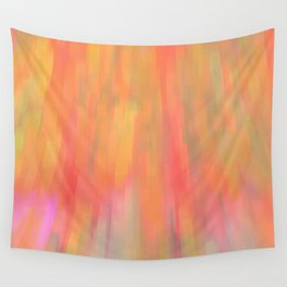 Color Fall Wall Tapestry