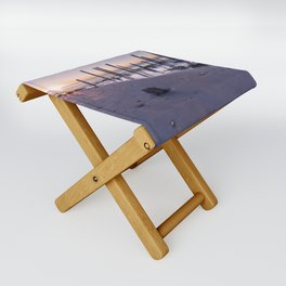 Port Willunga Sunset Folding Stool