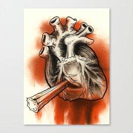 I Heart... Canvas Print