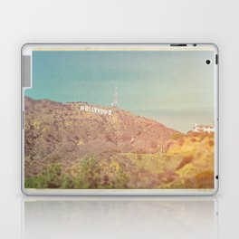 Hollywood Sign Vintage Laptop & iPad Skin