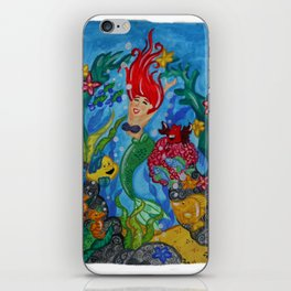 Under The Sea iPhone Skin