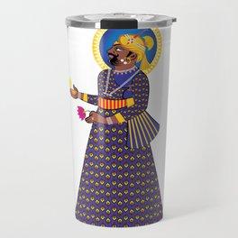 Great Indian King Travel Mug