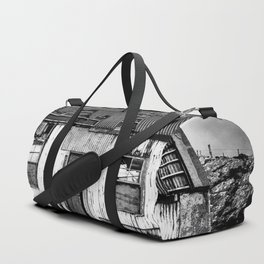 Old Tin Shack Duffle Bag