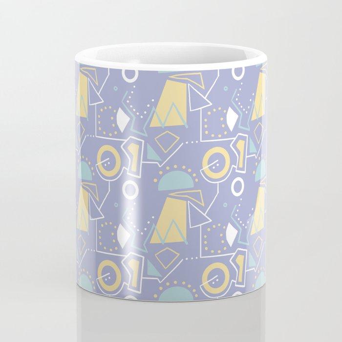 GrazeMaze Blu Coffee Mug