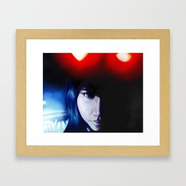 Devil in Disguise Framed Art Print