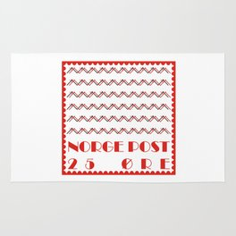 Norge Post Rug