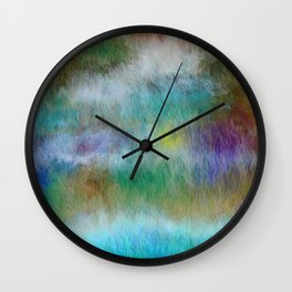 Forest of Dreams Wall Clock
