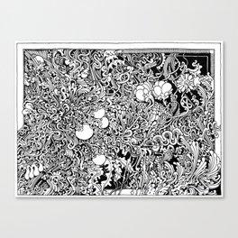 fresh pressed Canvas Print