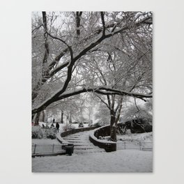 Stairs. Canvas Print
