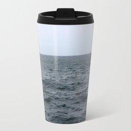 Stormy Waves Travel Mug
