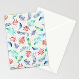 Aloha – Hawaii inspired pattern with a vintage feel Stationery Cards
