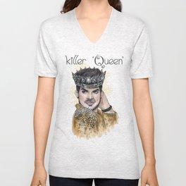 Killer Queen Unisex V-Neck